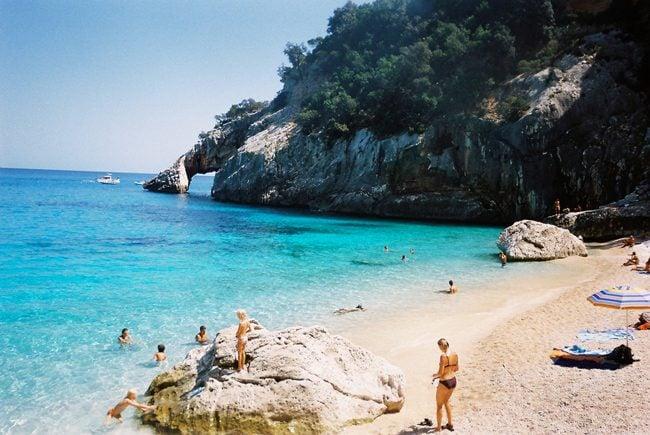 Cala Goloritze - Sardinia Beach