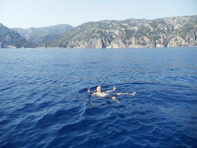 Gulf of Orosei - Sardinia