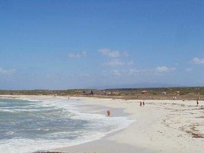 Is Arutas Beach - Sardinia