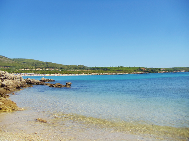 Lazzaretto Beach Sardinia