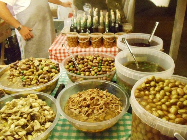 Olives - Alghero - Sardinia