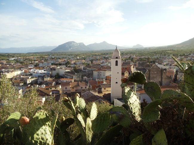 Orosei Village Sardinia