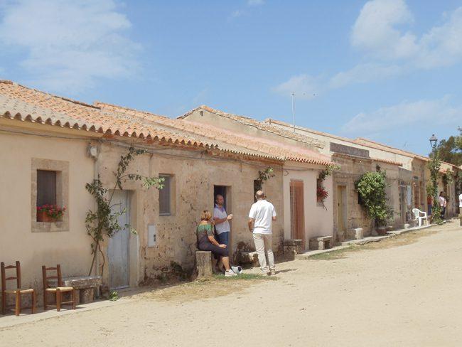 San Salvatore - Sardinia - spaghetti western film location