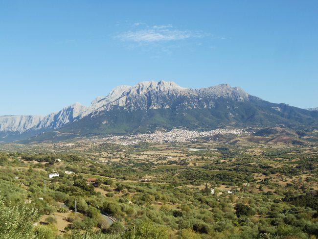 Supramonte Mountain Range - Sardinia