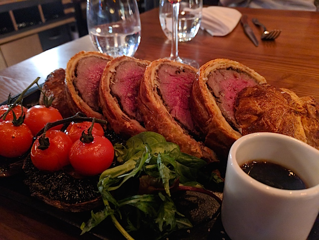 Beef Wellington - Gordon Ramsay - Heddon Street Kitchen
