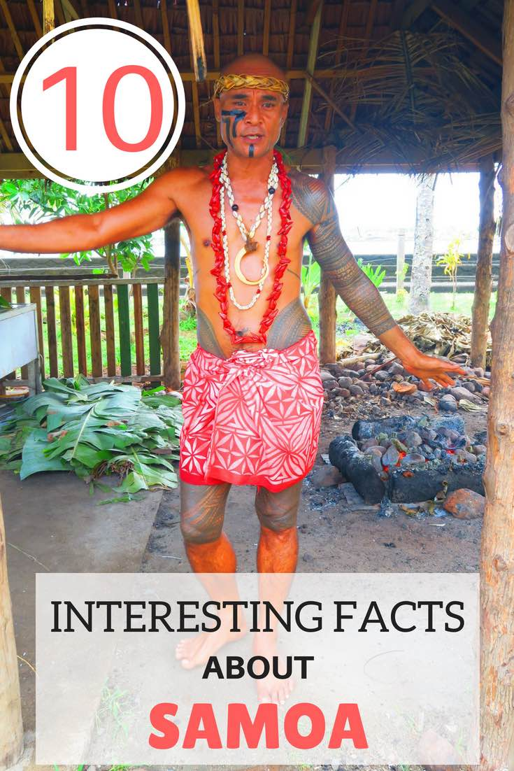 10 Interesting Facts About Samoa