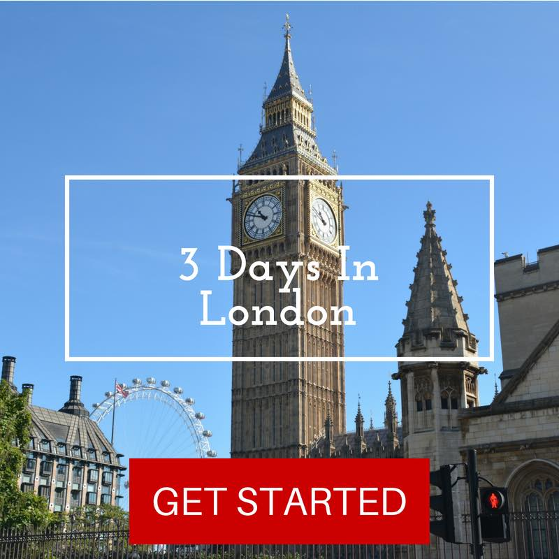 3 Days in London thumbnail