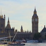 British Parliament and Big Ben - London