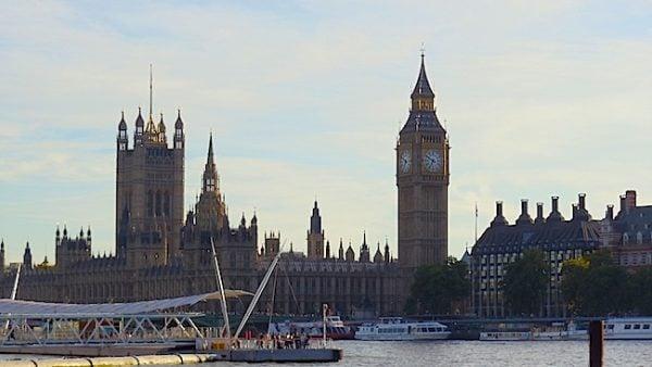 British Parliament and Big Ben - London