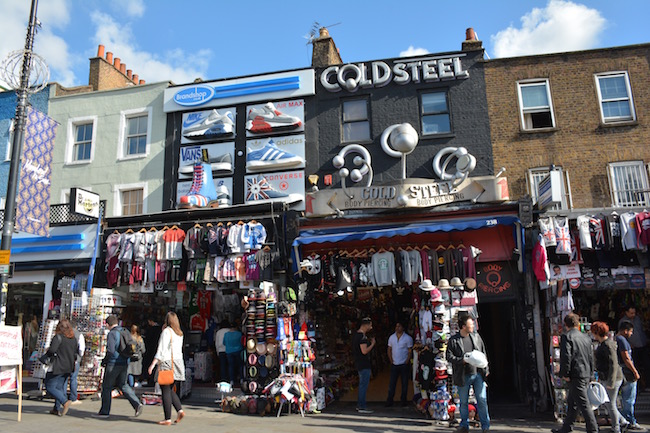 Camden Market London 2
