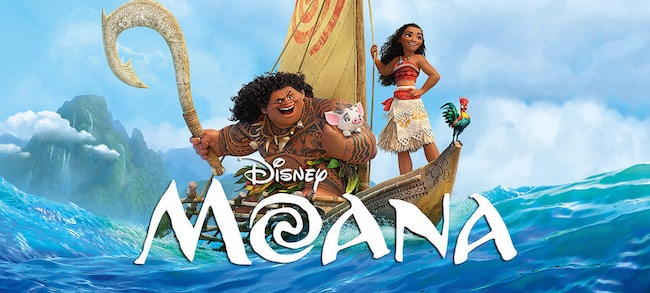 Dwayne Johnson Moana