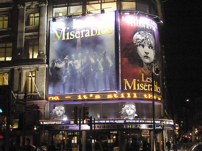 London Musical by Adrian Pingstone