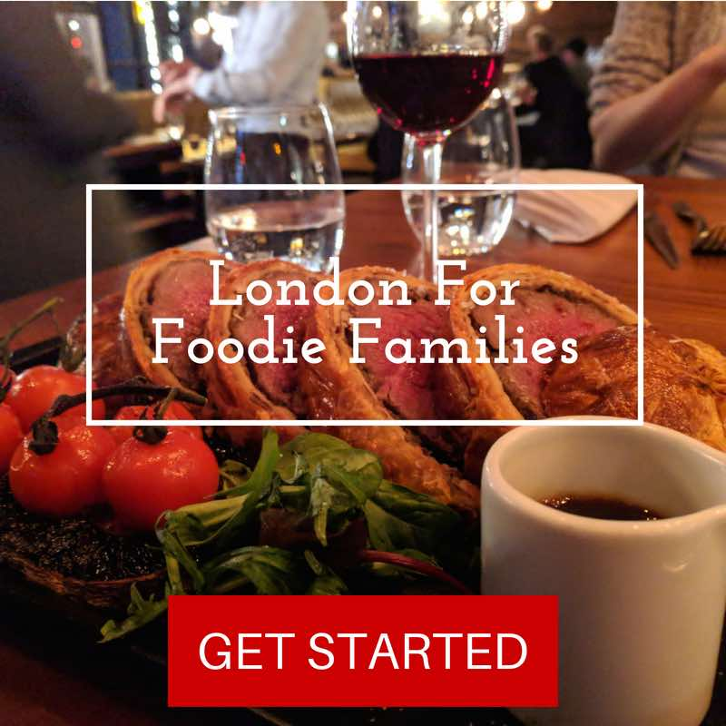 Top London Choices for Foodie Families