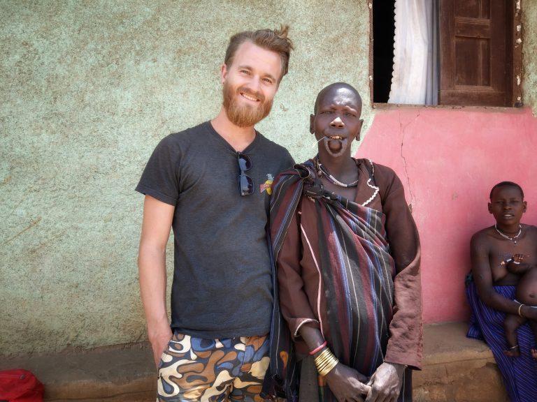 Ethiopia Mursi Tribe - Vgabjorn