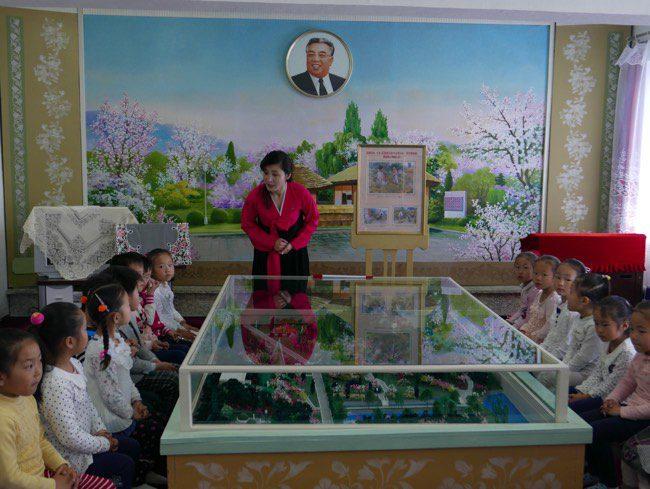 North korea Visit - Vagajorn