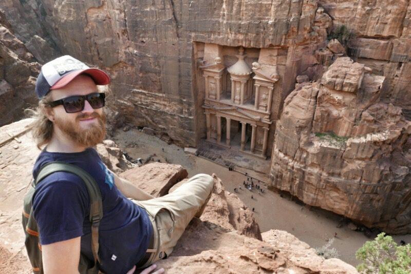 Petra Seven Wonders of the Modern World - vagabjorn