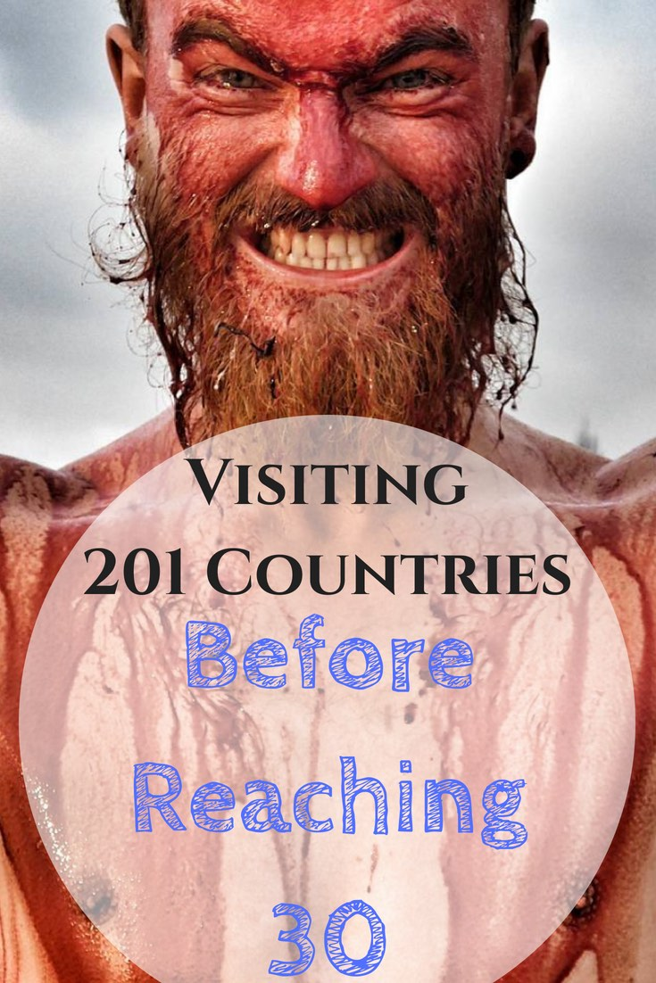 Visiting 201 countries by the age of 30_ meet the Vagabjorn