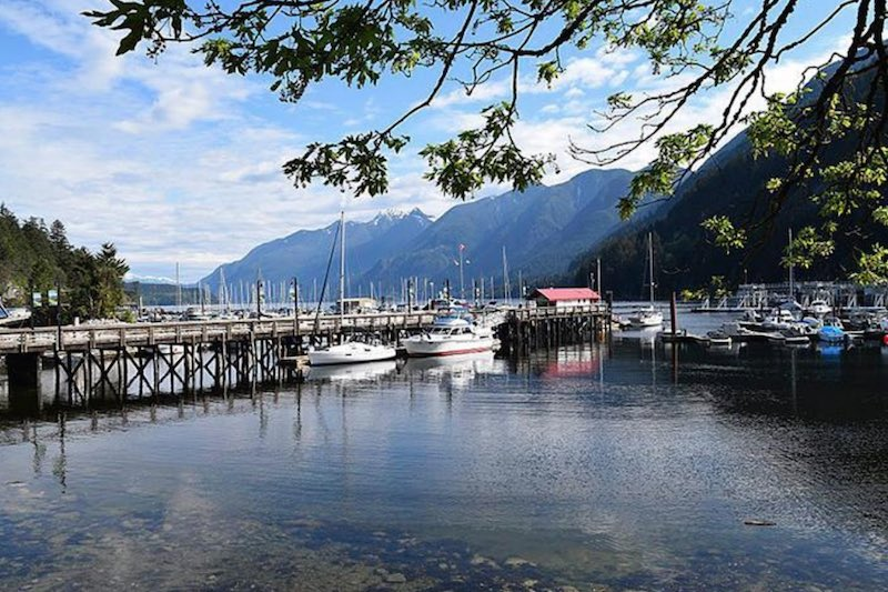 Deep Cove - Top 10 Places to Paddle Board in Canada