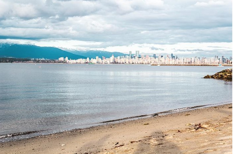 Jericho Beach - Top 10 Places to Paddle Board in Canada