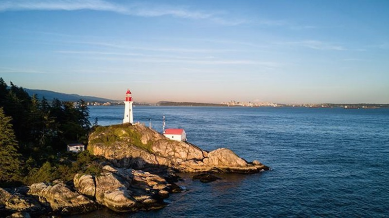 Lighthouse Park - Top 10 Places to Paddle Board in Canada