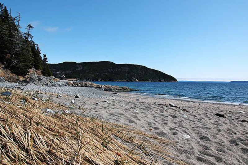 Sandy Cove Beach - Top 10 Places to Paddle Board in Canada