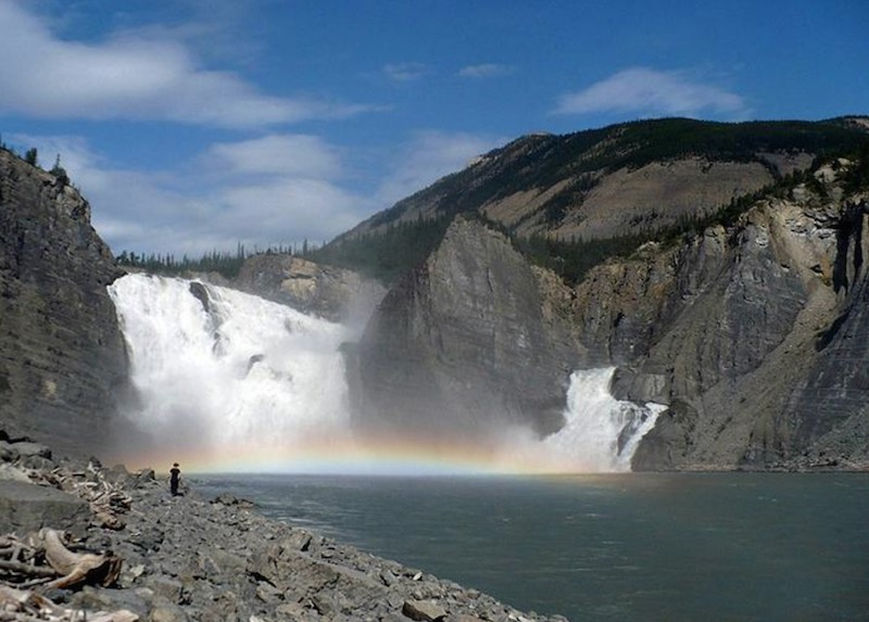 South Nahanni River - Top 10 Places to Paddle Board in Canada