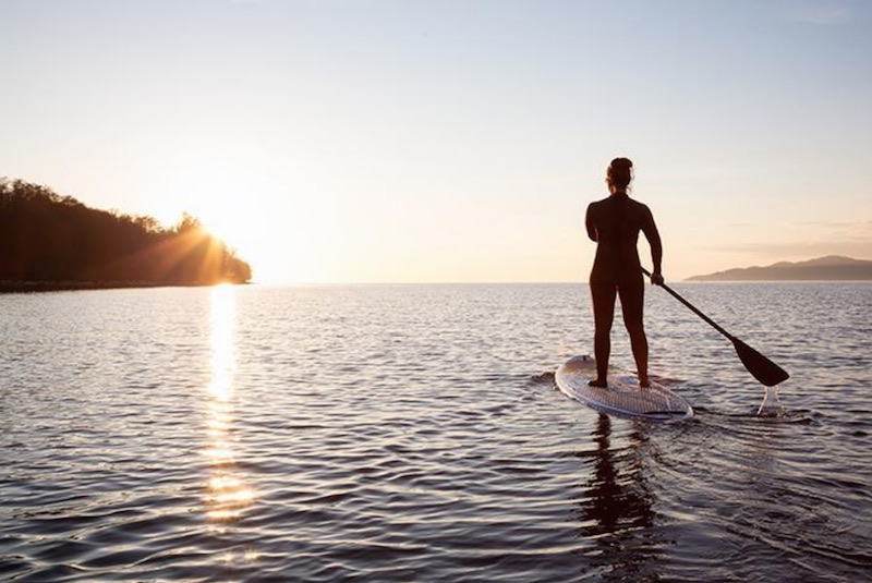 Top 10 Places to Paddle Board in Canada