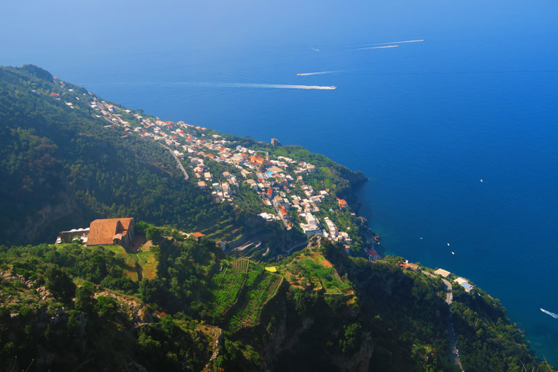 Path of the Gods Hike - Amalfi Coast - Praiano