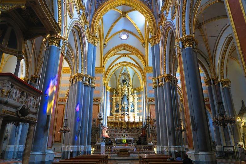San Domenico Cathedral Naples