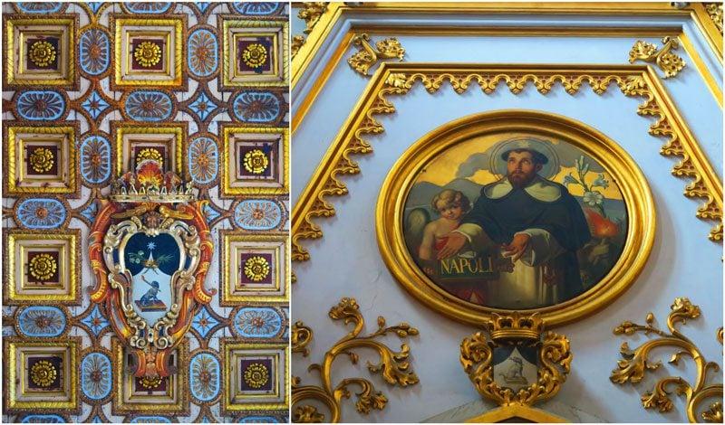 San Domenico church Naples