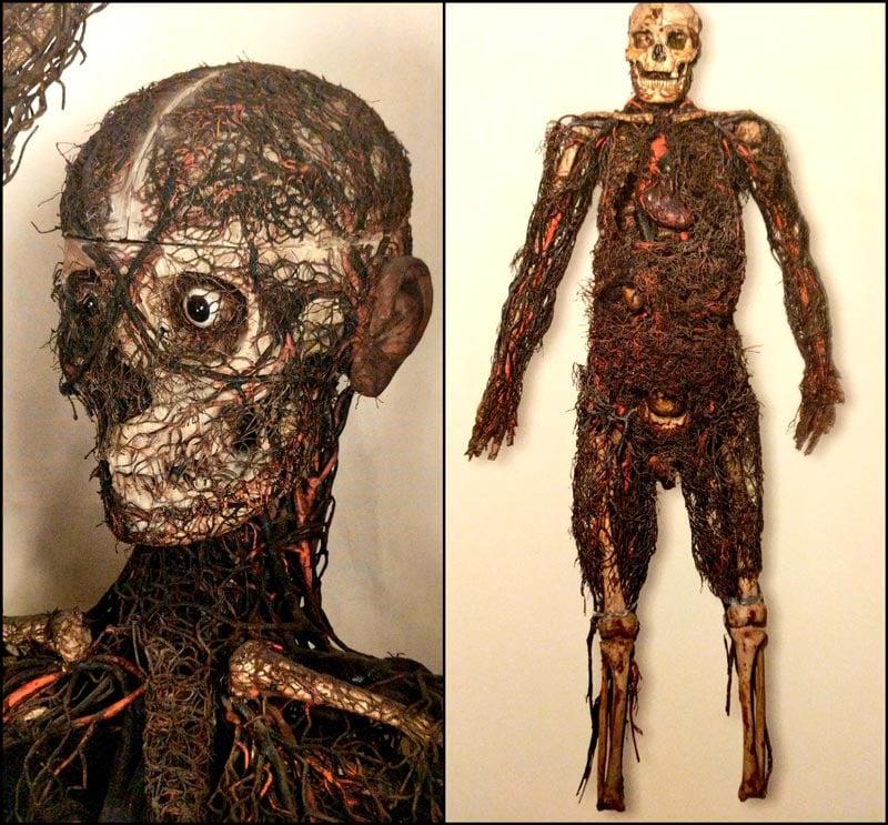 Sansevero Museum Naples Human Body X Days In Y
