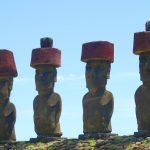 Ahu Nau Nau Easter Island