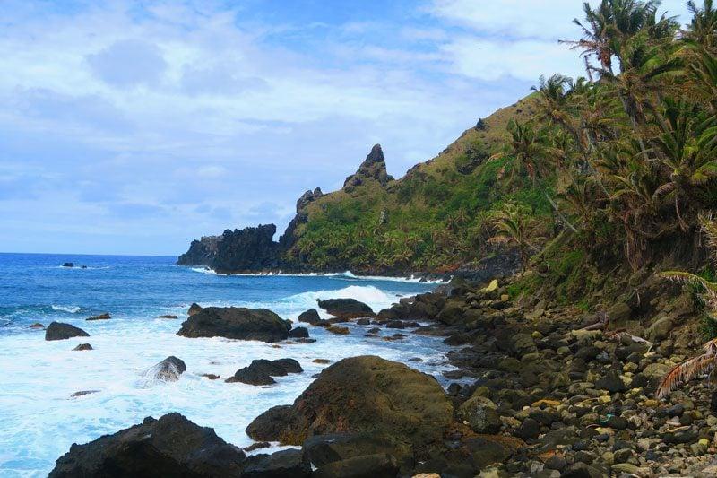 Bounty-Bay- Pitcairn Island