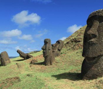 A Voyage from Tahiti to Easter Island