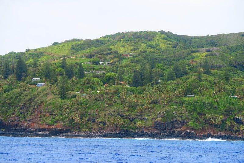 Adamston Pitcairn Island
