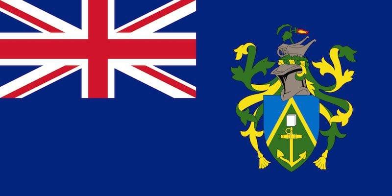 Pitcairn Island Flag