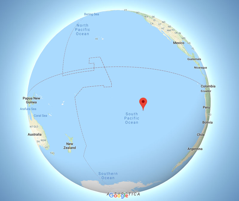 Where-is-Pitcairn-island