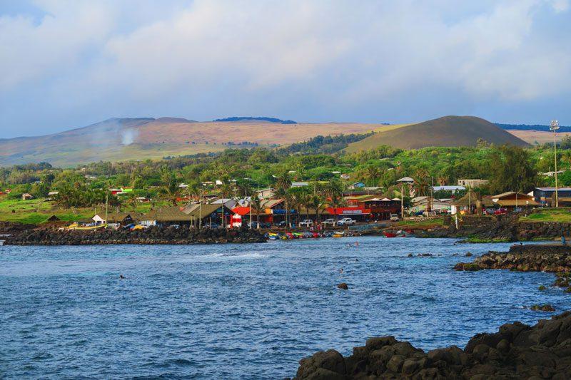 Hanga Roa Easter Island