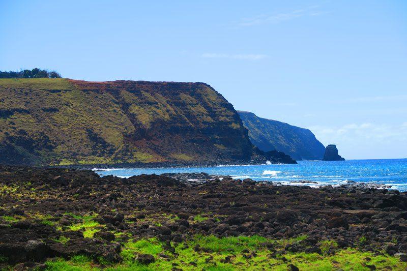 Poike Peninsula Volcano Easter Island