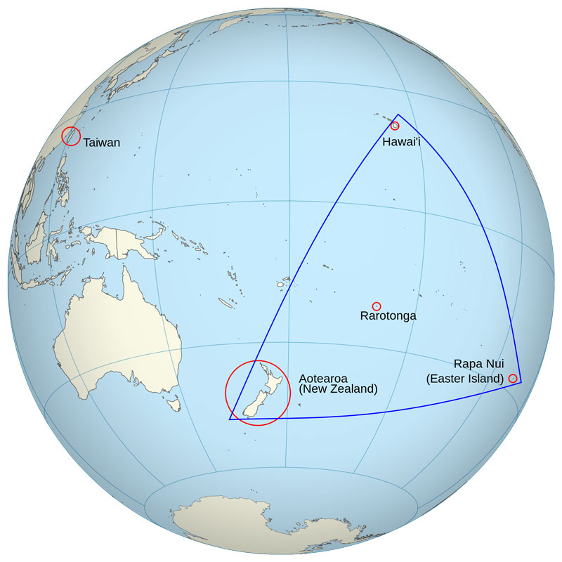 Polynesian-Triangle