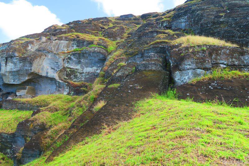 Te Tokanga Giant Moai Rano Raraku Easter Island