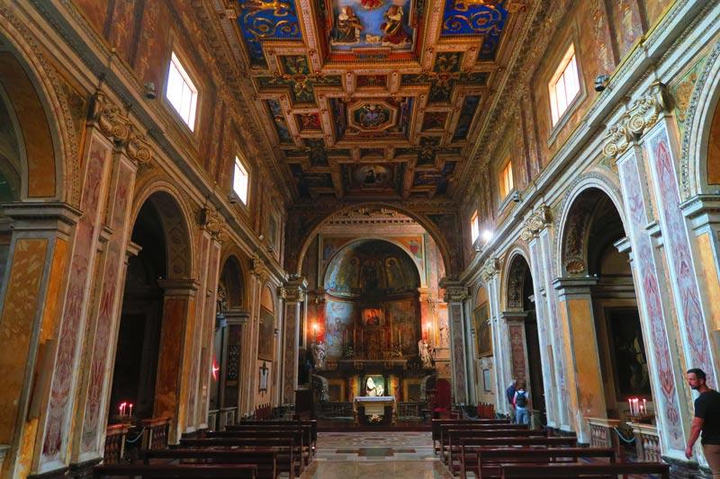 Basilica di Santa Francesca Romana - Rome Church