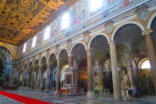 Basilica di Santa Maria in Aracoeli- Rome Church 2