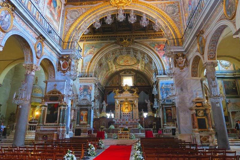 Basilica di Santa Maria in Aracoeli- Rome Church 3