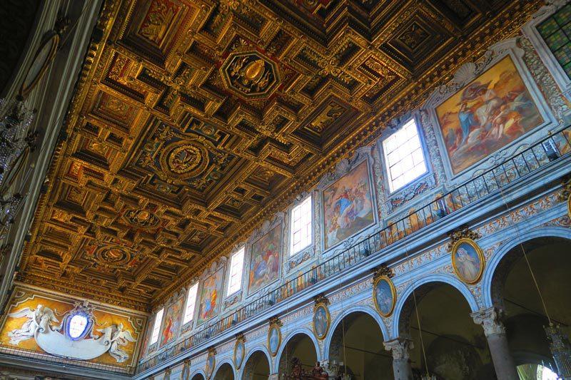Basilica di Santa Maria in Aracoeli- Rome Church 6