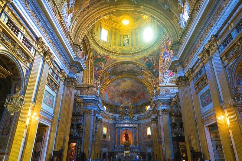 Chiesa del Gesù - Jesuit Church Rome