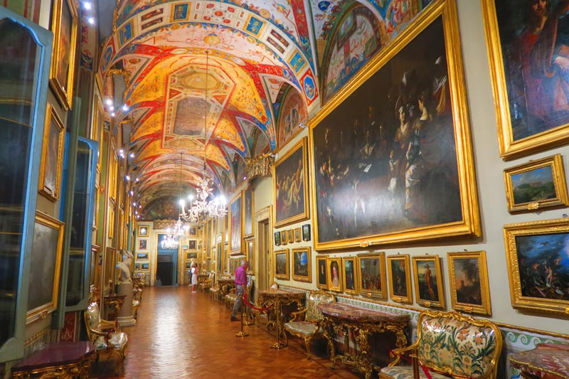 Doria Pamphilj Gallery - Rome museum - picture gallery