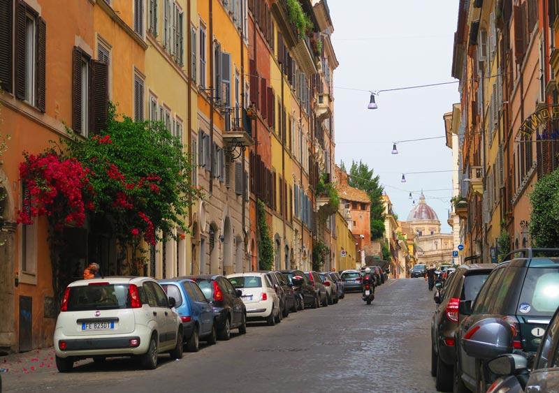 Monti neighborhood - Rome