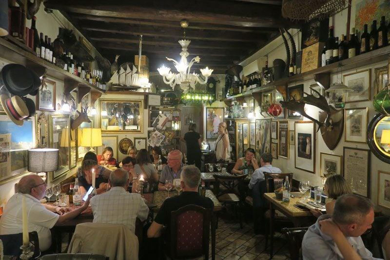 Pietro al Pantheon - Rome restaurant