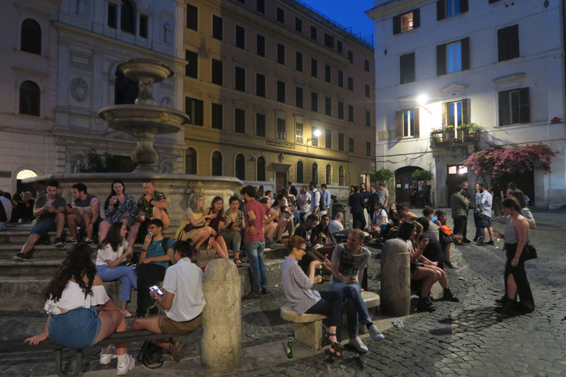Rome by night - Monti 2